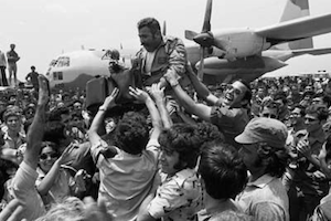 Entebbe - A Defining Moment