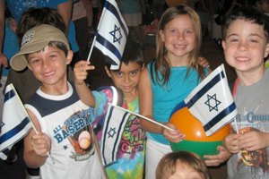Enthusiasm abounds at Jewish Summer Camp