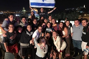 A second chance in Israel