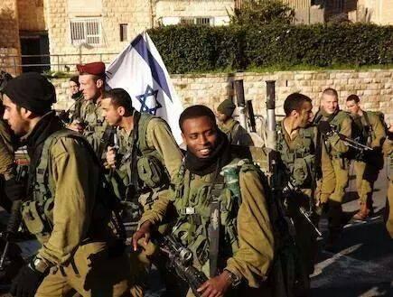 Soldiers' Pride #IsraelUnderFire