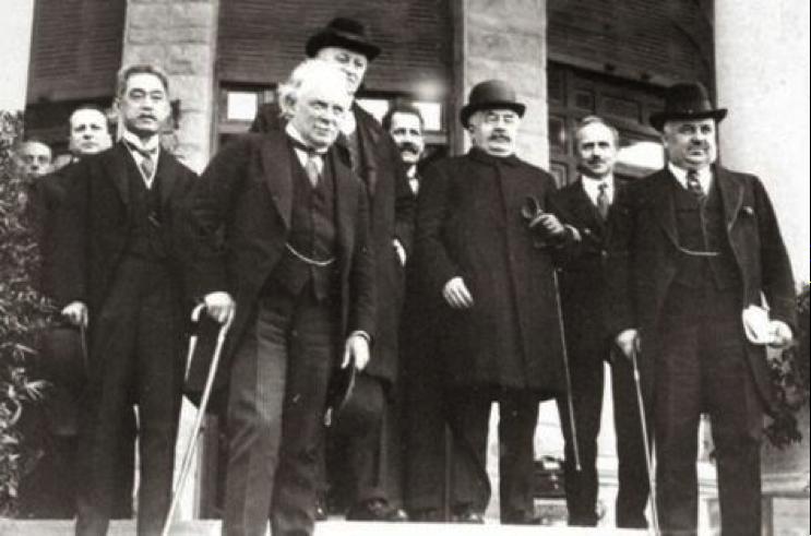San Remo's Mandate: Israel's 'Magna Carta'