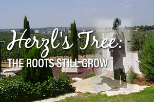 Herzl's Tree: The Roots Still Grow