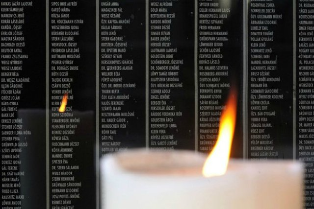 Yom HaShoah: Names We Remember.