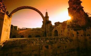 J Is For Jerusalem
