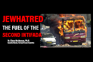 Jewhatred: Fuel of the Second Intifada
