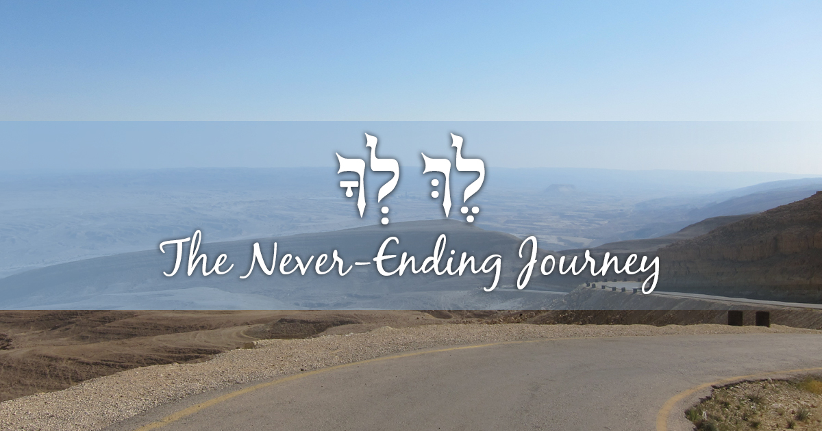 The Never-Ending Journey of Lech Lecha: The Israel Forever Foundation