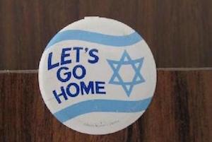 Becoming Israeli