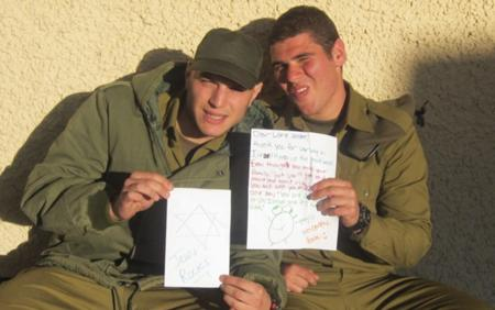 A Letter from A Lone Soldier