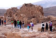 Virtual Visit: Masada