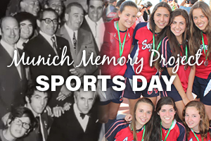 Munich Memory Project Sports Day