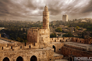 Jerusalem Then and Now: A Photographic Journey