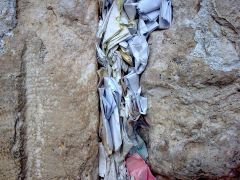 The Power Of The Kotel Stones