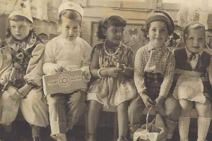 A Narrative of the Jewish People Through Purim Pictures