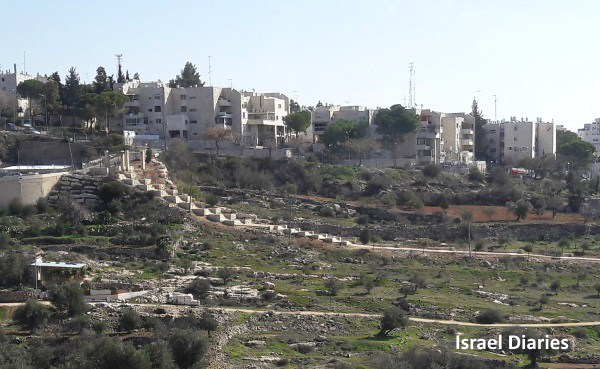 60 Minutes On The Steps Outside Of Kiryat Arba: The Israel