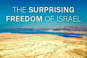 The Surprising Freedom of Israel