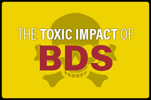 The Toxic Impact of BDS