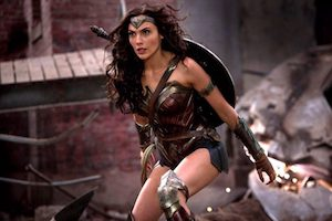 From Wonder Woman to wondering women