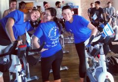 Spinning 4 Israel Cancer Research
