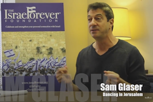 Sam Glaser's Acapella of Dancing in Jerusalem