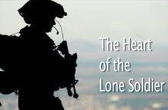 The Heart Of A Lone Soldier