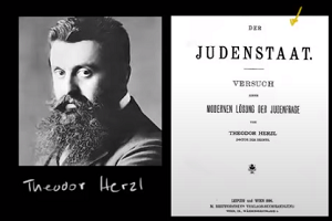 Theodor Herzl and the Birth of Political Zionism