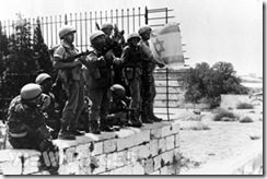The IDF Liberates Jerusalem: A Look Back