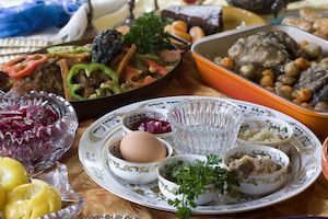 Israel- Inspired Recipes to get You Through the Whole Passover Chag!