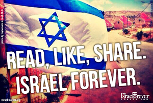 FOLLOW ISRAEL FOREVER AND FEEL CONNECTED EVERY DAY!