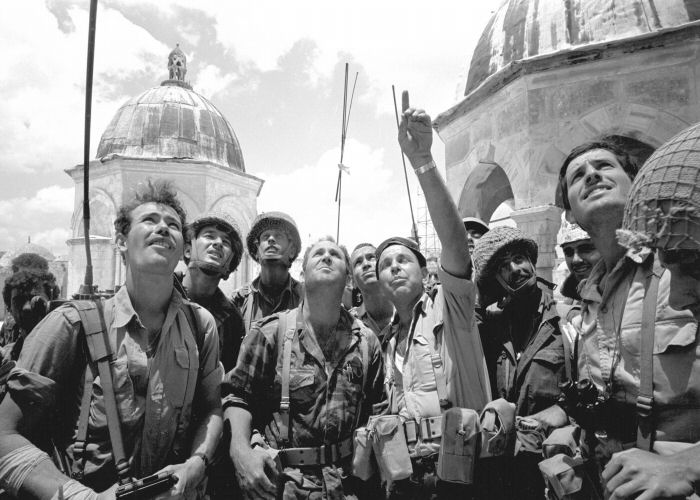 Yom Yerushalayim: The Reunification of A People And A Past