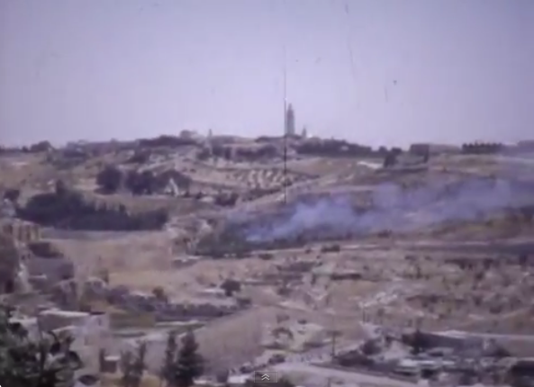 Israel, One Month After The 6 Day War