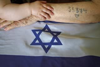 IFF Yom Hashoah Ceremony