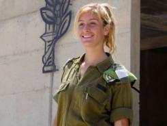 Amit Danon, gymnastics, IDF