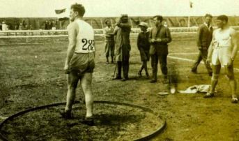The first Maccabiah 1932