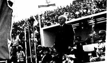 The third Maccabiah 1950
