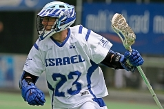 Israel Lacrosse Striker Evan Goldstein: Jewish Identity And Love Of The Game