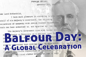 Balfour Day: A Call For Celebration
