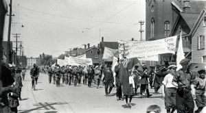 Community parade to commemorate the Balfour Declaration, 1917 - Ontario, Canada