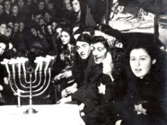 Hanukkah during the Holocaust