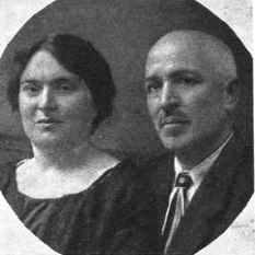 Malka and Yisrael Lipczer
