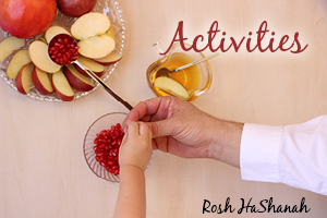 Rosh Hashanah: Activities