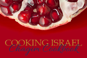 Cooking Israel Chagim Cookbook