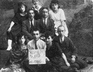Sokolka Dramatic Society_Balfour Declaration