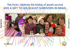 A Purim to Remember: Celebrating Life With Holocaust Survivors