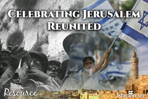 CELEBRATE THE HISTORY AND SIGNIFICANCE OF JERUSALEM WITH OUR YOM YERUSHALAYIM RESOURCE GUIDE