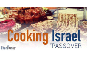 Cook: Recipes for the passover kitchen