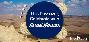 make israel a part of your seder