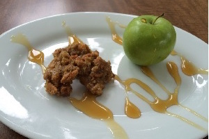 Apple and Honey Cookies