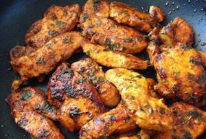 Killer Knafayim - Chicken Wings