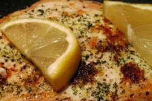 Lemon and Garlic Herb Chicken