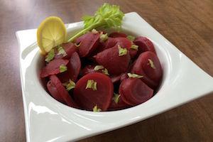Lemony Beet Salad